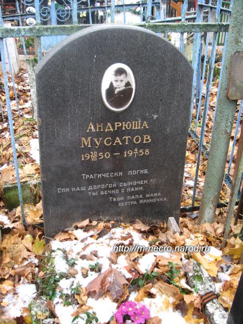участок на преображенском кдадбище где похоронят баталова действия